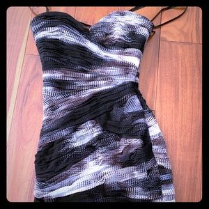 BCBG mini dress